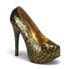 TEEZE-37 Gold/Cheetah Patent